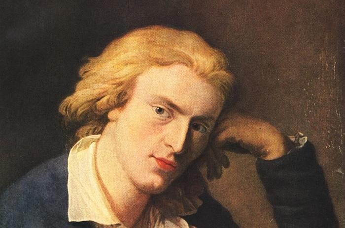 Фридрих Шиллер - великий немецкий поэт и любитель гнилого запашка.