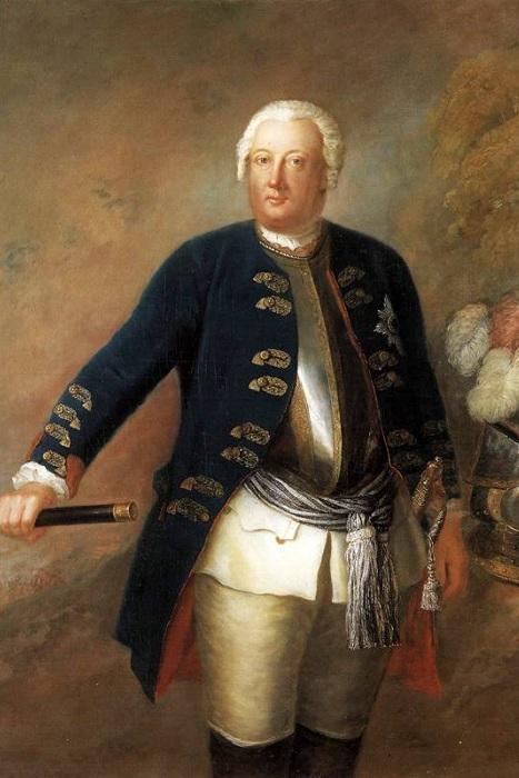 Прусский король Фридрих Вильгельм I. | Фото: potsdam-wiki.de.