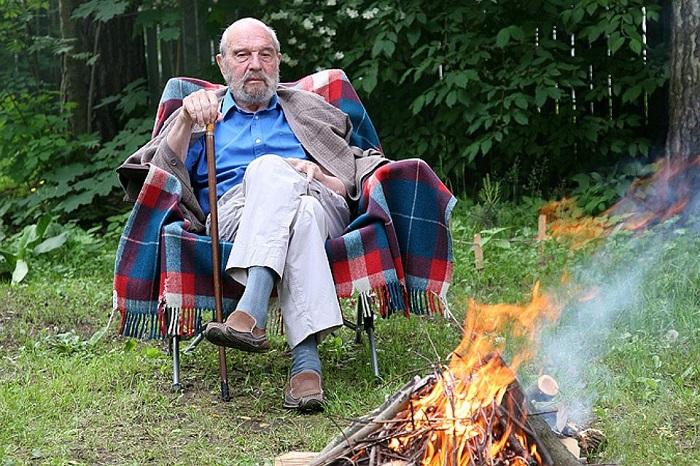 Георгий Иванович Бехтер, легендарный агент Блейк отметил 95-й день рождения.   Фото: s9.stc.all.kpcdn.ne.