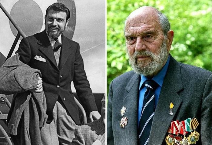 Джордж Блейк - британский секретный агент, работавший на советскую разведку.