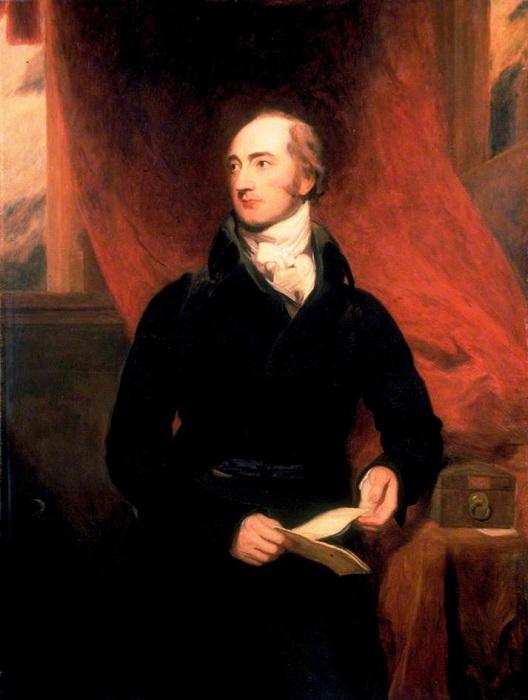 Джордж Каннинг - английский политический деятель, премьер-министр Великобритании в 1827 году.   Фото: ichef.bbci.co.uk.