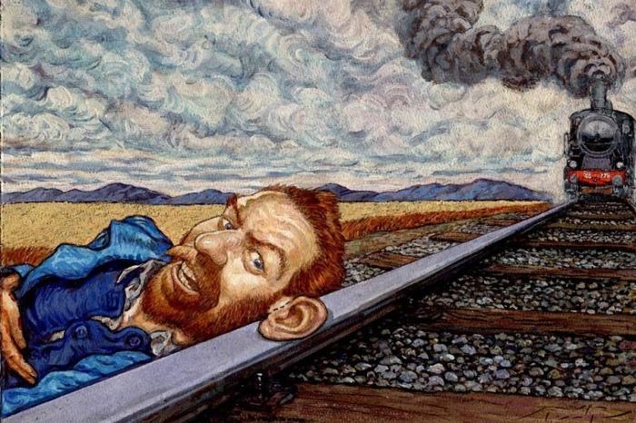 Комиксы от Градимира Смудья. | Фото: tanjand.livejournal.com.
