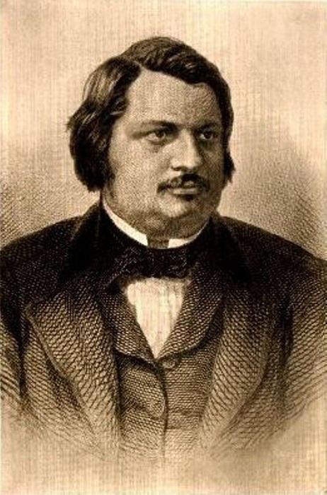 Оноре де Бальзак - французский писатель. | Фото: static.cinemarx.ro.