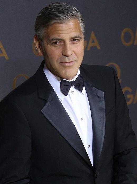 Актер Джордж Клуни.