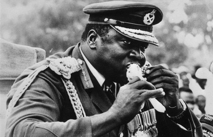 Иди Амин - диктатор Уганды. | Фото: otvet.imgsmail.ru.