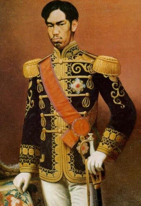Император Муцухито, правивший под девизом Мэйдзи. | Фото: forexaw.com.