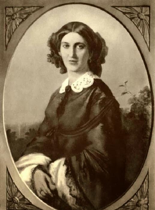Иоганна фон Бисмарк - жена «железного» канцлера. | Фото: storyfiles.blogspot.ru.