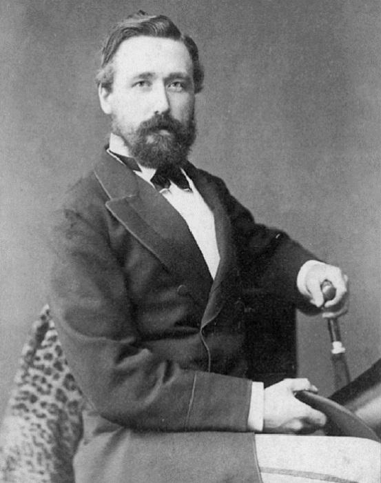 Джон Уильям Годвард - английский художник-неоклассицист (1861-1922). | Фото: upload.wikimedia.org.