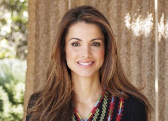 Рания Аль-Абдулла - королева Иордании. | Фото: theroyalcorrespondent.files.wordpress.com.