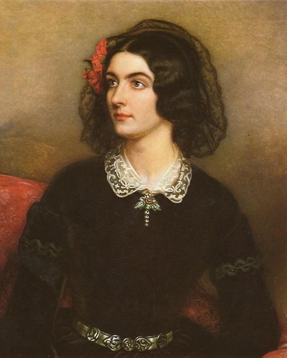 Лола Монтес - авантюристка, любовница Людвига I Баварского, 1847 год. | Фото: ru.wikipedia.org.