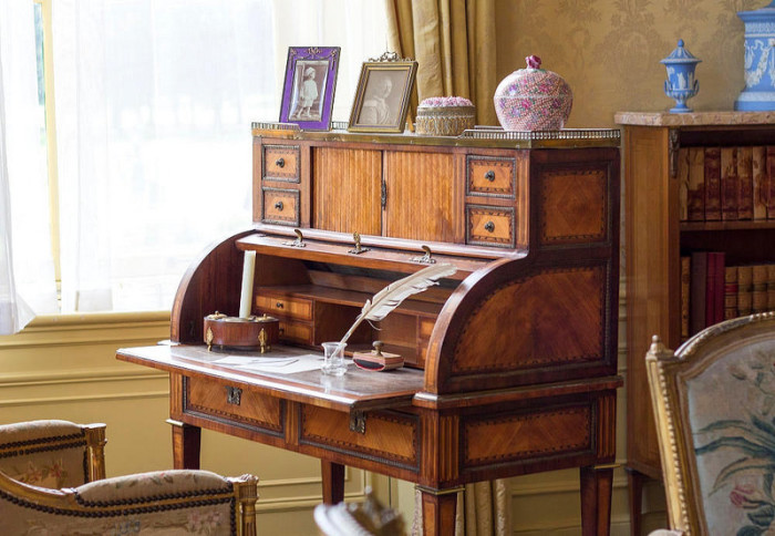 Бюро Вильгельма II. | Фото: fiveminutehistory.com.