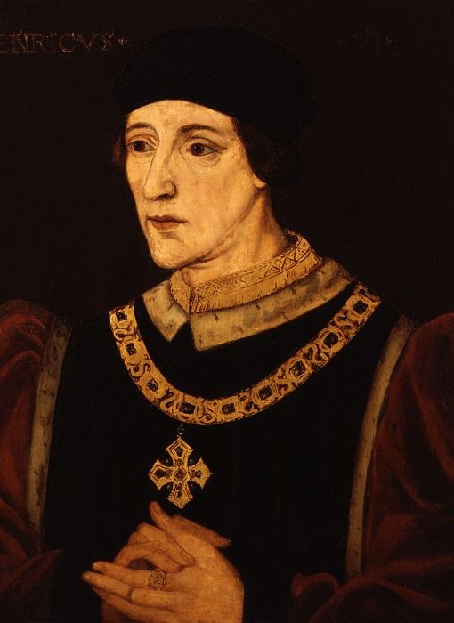 Генрих VI Ланкастер   Фото: fr.wikipedia.org.