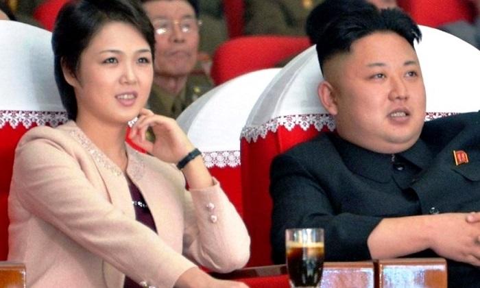Ли Соль Чжу - первая леди Северной Кореи. | Фото: infreactor.org.