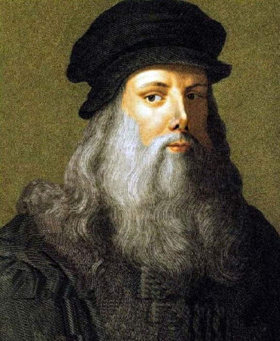 Леонардо да Винчи - «универсальный человек», один из крупнейших представителей искусства Высокого Возрождения.   Фото: famouswonders.com.