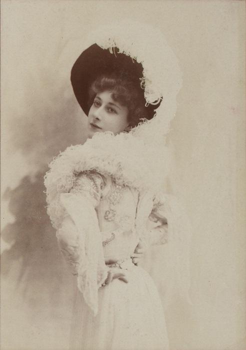Лиана де Пужи - куртизанка, известная своей сексуальной раскрепощенностью. | Фото: commons.wikimedia.org.