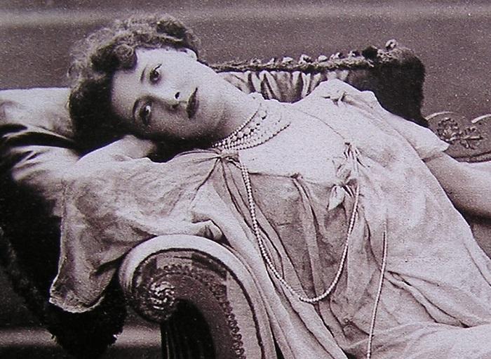 Лиана де Пужи - дама полусвета. | Фото: commons.wikimedia.org.