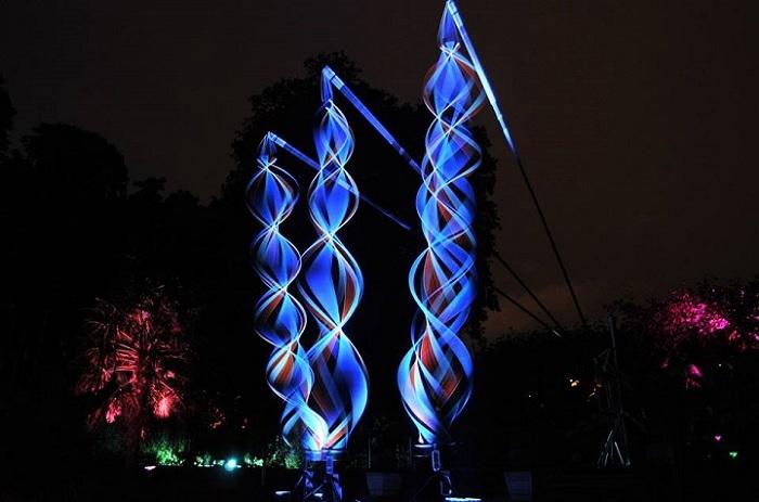 Фестиваль света – Lumina 2014.