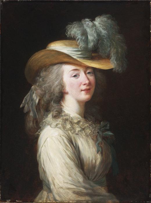 Мадам Дюбарри. Мари Элизабет Луиза Виже-Лебрён, 1781 год. | Фото: ru.wikipedia.org.