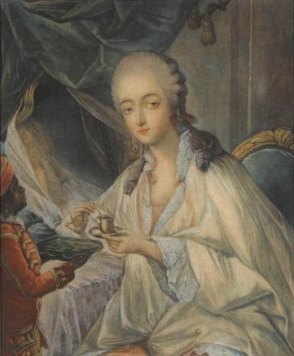 Мадам Дюбарри. Auguste de Creuse, 1838 год. | Фото: ru.wikipedia.org.