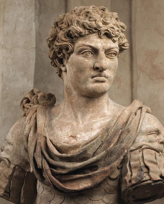 Марк Антоний - древнеримский политик и военачальник. | Фото: upload.wikimedia.org.