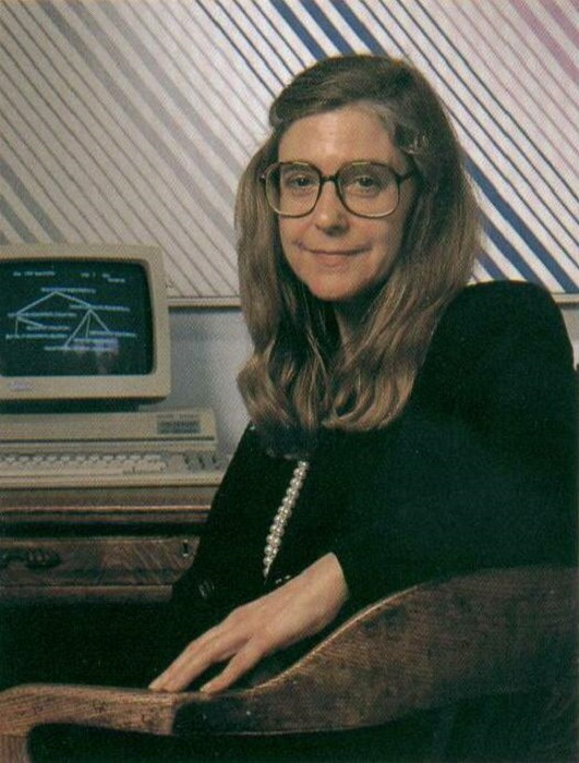 Маргарет Гамильтон. Официальное фото НАСА, 1989 год. | Фото:  ru.wikipedia.org.