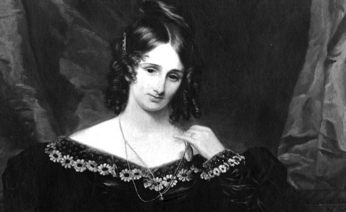 Британская писательница Мэри Шелли (Mary Shelley). | Фото: 1.bp.blogspot.com.