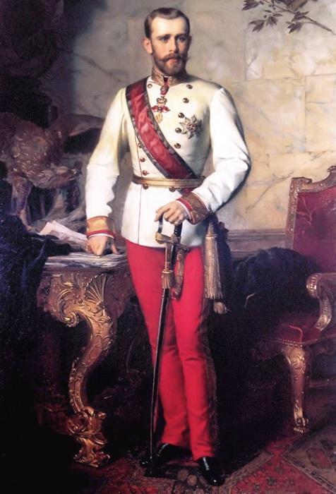 Кронпринц Рудольф - сын австрийского императора Франца Иосифа и Елизаветы Баварской. | Фото: upload.wikimedia.org.