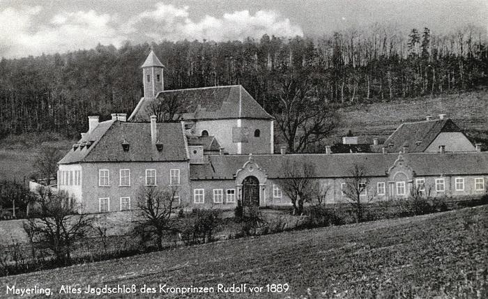 Замок Майерлинг. | Фото: upload.wikimedia.org.