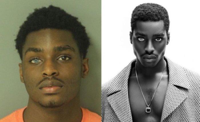 Бывший преступник стал моделью. | Фото: odditycentral.com.