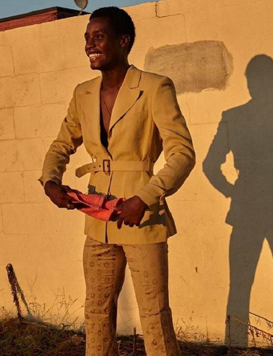Бывший преступник стал моделью. | Фото: tr.sputniknews.com.