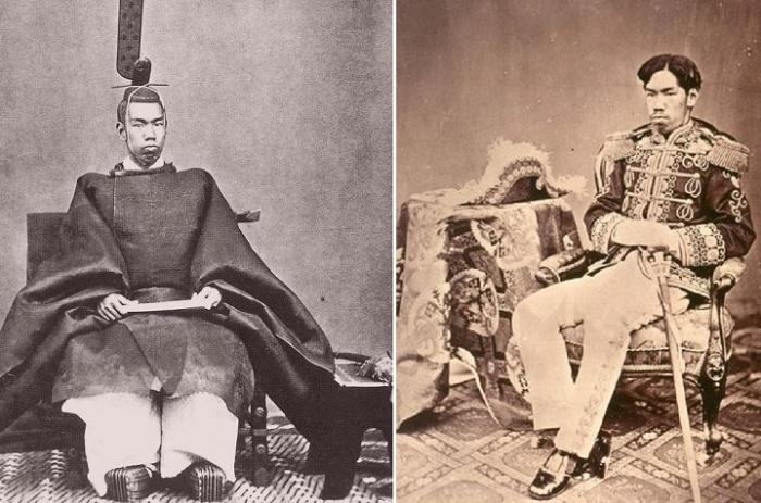 Император Мэйдзи - правитель Японии в период 1867-1912 гг.