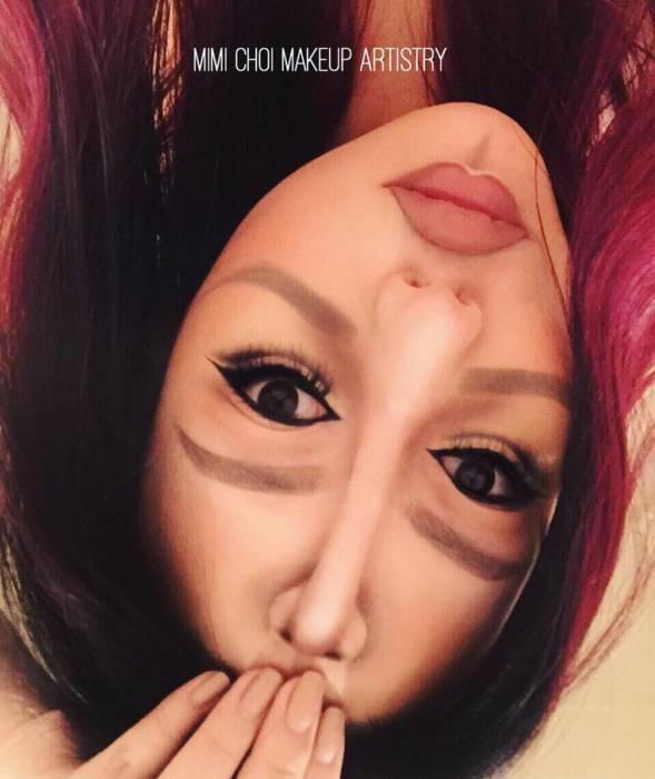 Иллюзия перевернутого лица. | Фото: ufunk.net.