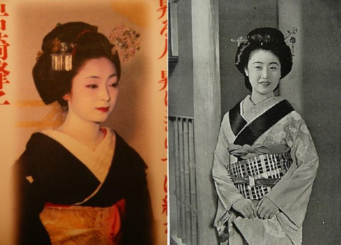 Минэко Ивасаки - самая знаменитая и высокооплачиваемая гейша.