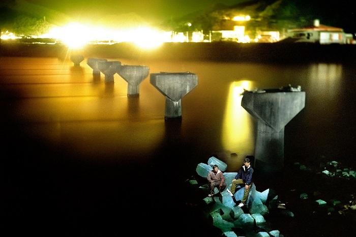 Фотография с изображением последствий от землетрясения.