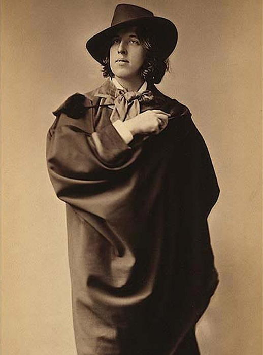 Oscar Wilde - писатель, эстет, денди. | Фото: diletant.media.