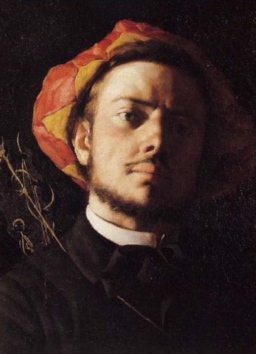 Поль Верлен - французский поэт, один из основоположников литературного импрессионизма и символизм. | Фото: svitppt.com.ua.