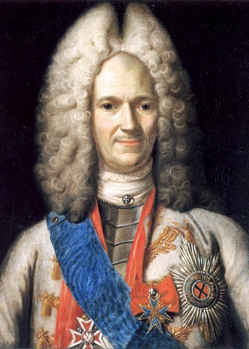 Князь Александр Данилович Меньшиков. | Фото: ru.wikipedia.org.