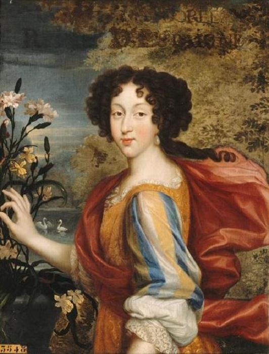 Мария Луиза Орлеанская - королева-консорт Испании, жена короля Карла II.   Фото: ru.wikipedia.org.