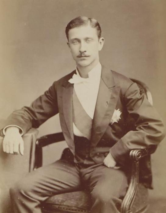 Принц империи, 1878 год. | Фото: en.wikipedia.org.