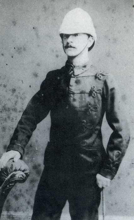 Эжен Наполеон в Южной Африке, 1879 год. | Фото: en.wikipedia.org.