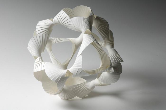 Бумажная 3D-фигура.