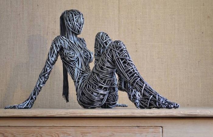 Творчество скульптора Richard Stainthorp.