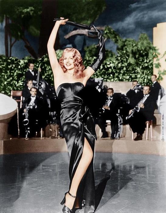Кадр из к/ф «Gilda» (1946). | Фото: liveinternet.ru.