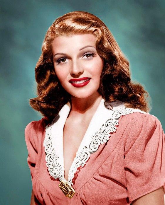 Рита Хейворт - самая яркая звезда «золотой эпохи» Голливуда. | Фото: biography.com.ua.