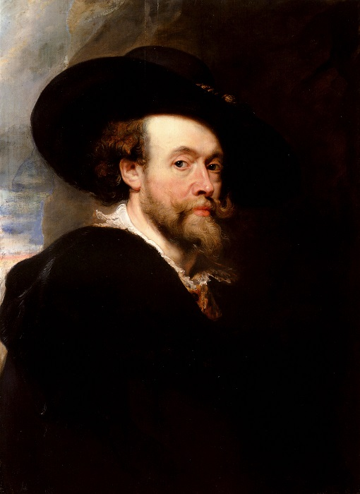 Автопортрет. Рубенс, 1623 год.   Фото: ru.wikipedia.org.