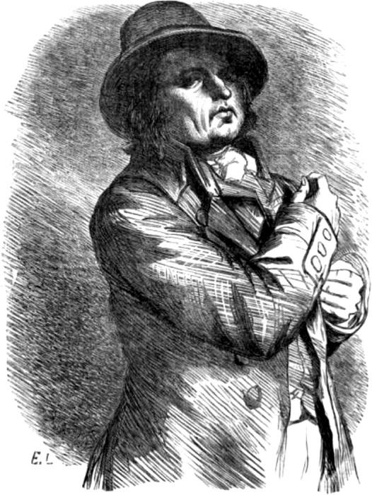 Шарль Анри Сансон - французский палач конца XVIII века. | Фото: persons-info.com.