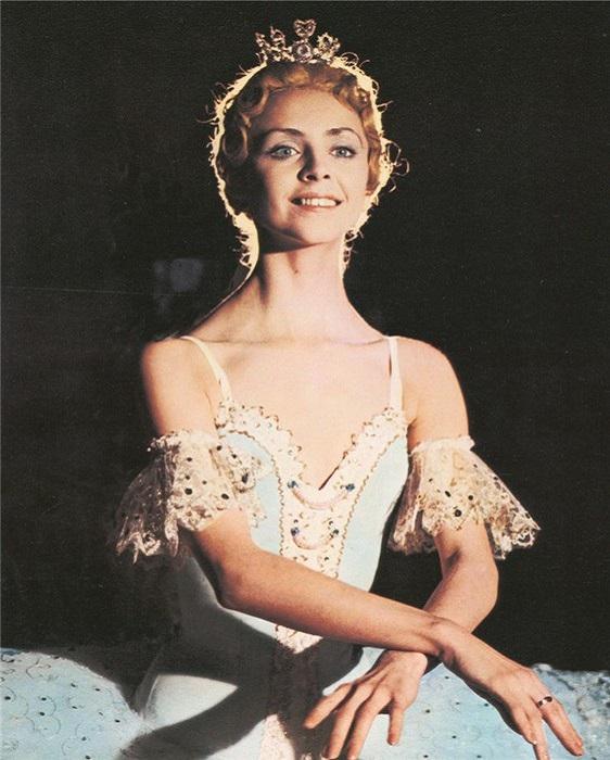 Людмила Семеняка - российская и советская балерина. | Фото: persons-info.com.