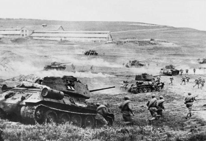 Снимок битвы во Вторую мировую войну. | Фото: fb.ru.