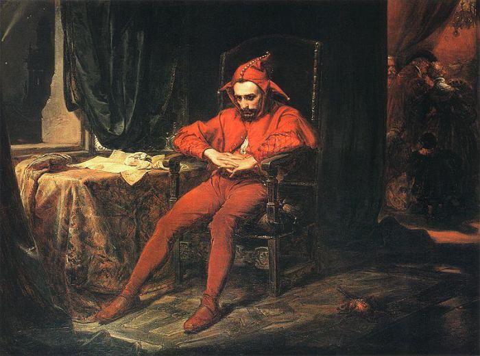 Станчик. Ян Матейко, 1862 год. | Фото: ic.pics.livejournal.com.