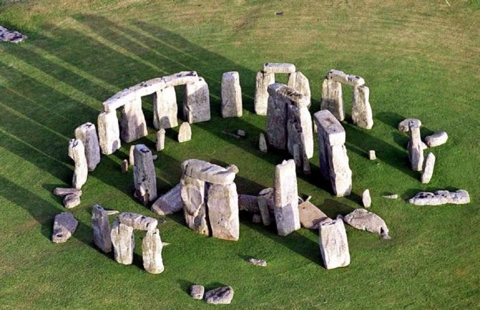 Стоунхендж -<br> каменное мегалитическое сооружение в Великобритании. | Фото: civilka.ru.